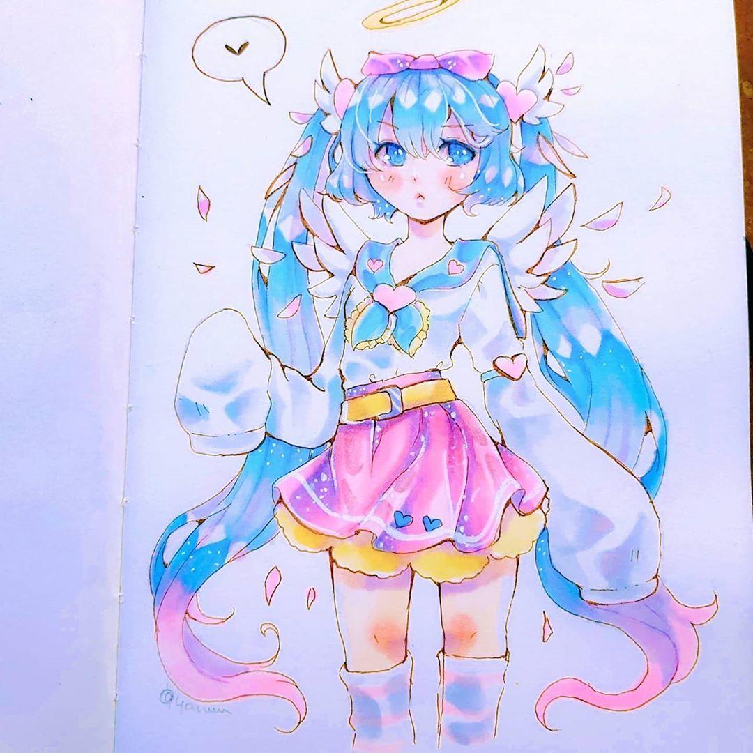 (づ。 ‿‿ 。)づ ongoing DTIYS (yakuun) added a photo to their