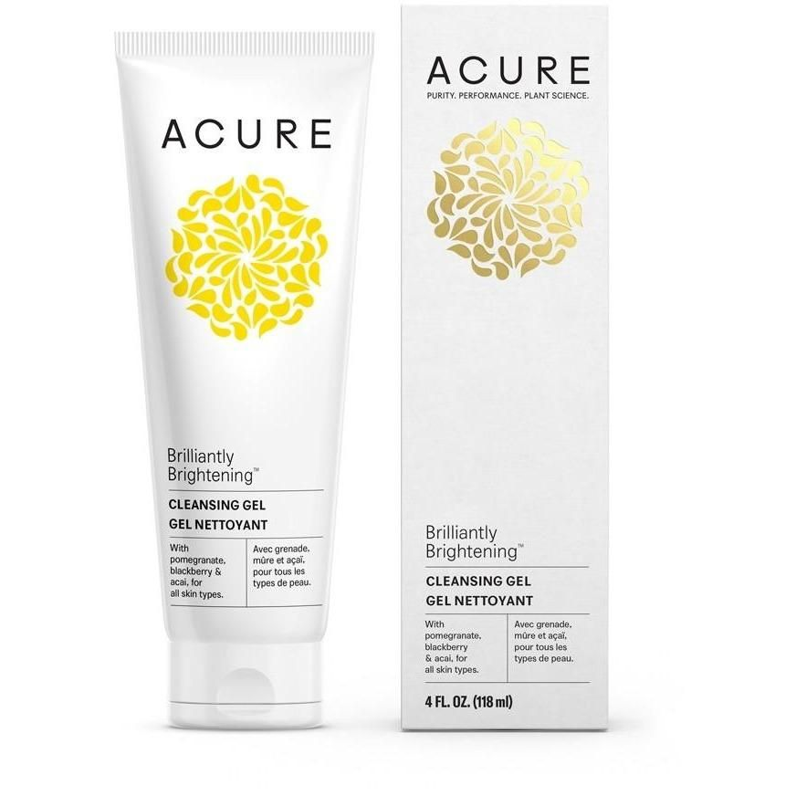ACURE Brightening Superfruit Facial Cleanser
