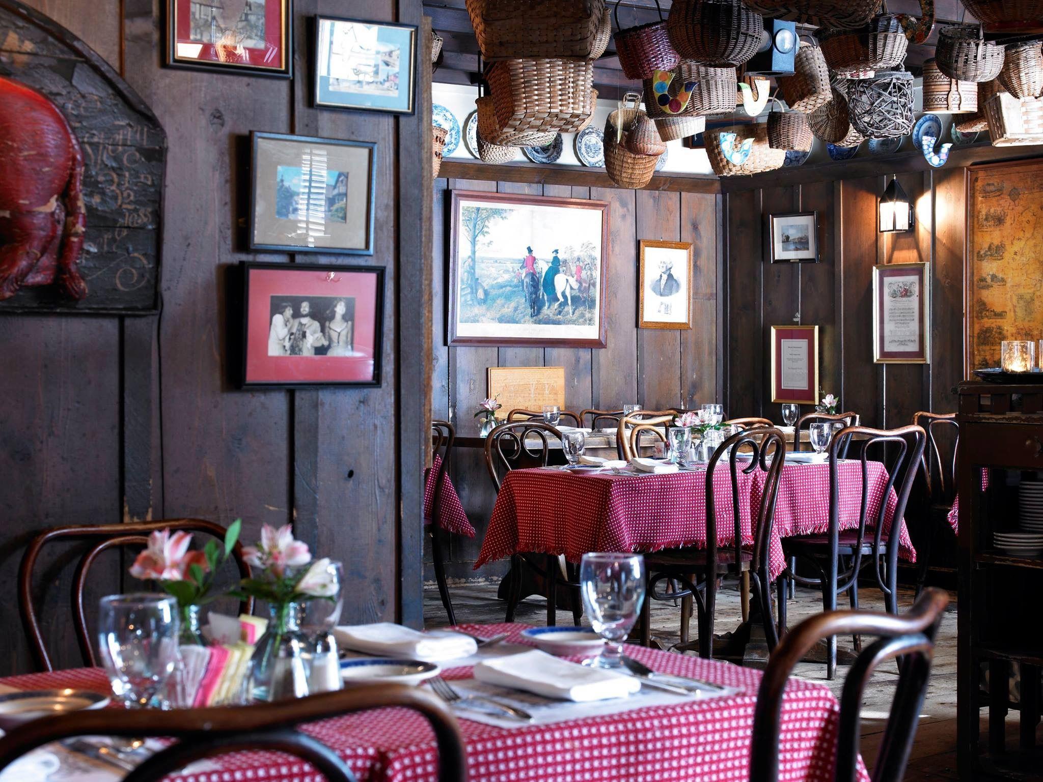 The Tavern At Red Lion Inn