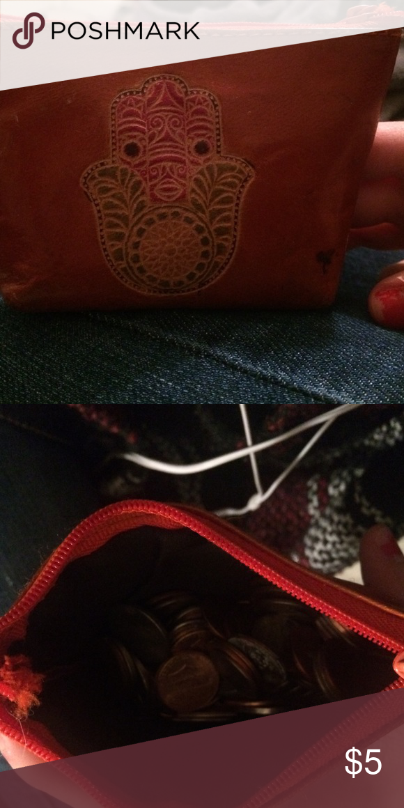Change wallet Holds change earthbound Bags Mini Bags