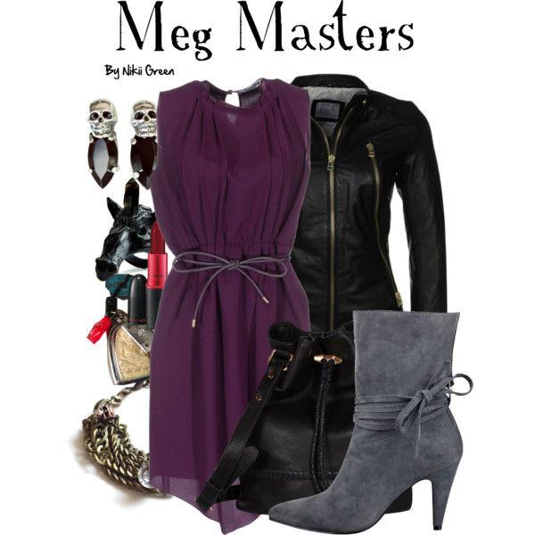 meg masters supernatural cosplay supernatural fashion