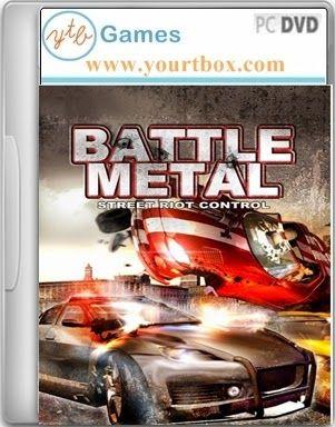 Battle Metal Street Riot Control PC Game - Free Download - Free Full