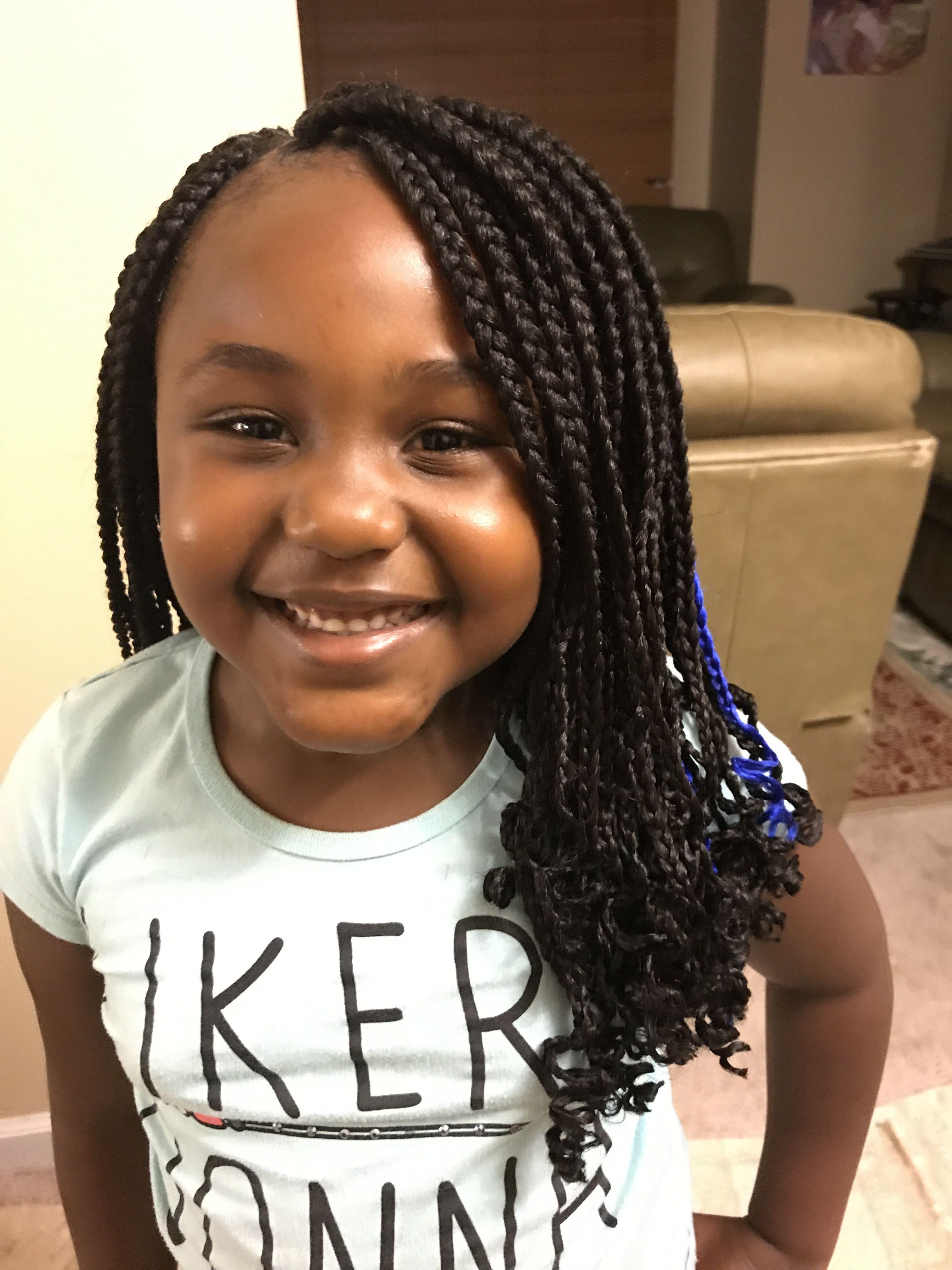 Pin by Sin on Kids braids in 2019