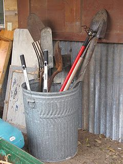 Step 14 Old Garden Tools Garden Tool Shed Garden Tool Storage