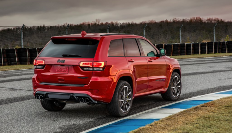 2018 Jeep Grand Cherokee Trackhawk Top Speed Jeep Grand Cherokee