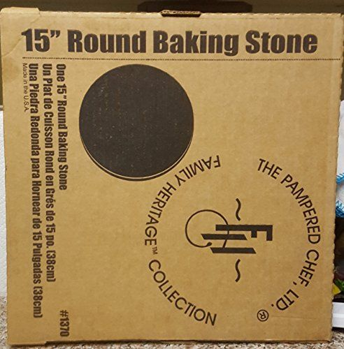 Pampered Chef 15 Round Baking Stone Gt Gt Gt This Is An Amazon