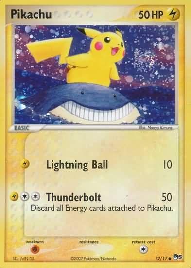 Pikachu Pop Series 5 Promos In 2020 Pikachu Rare Pokemon Cards Pokemon