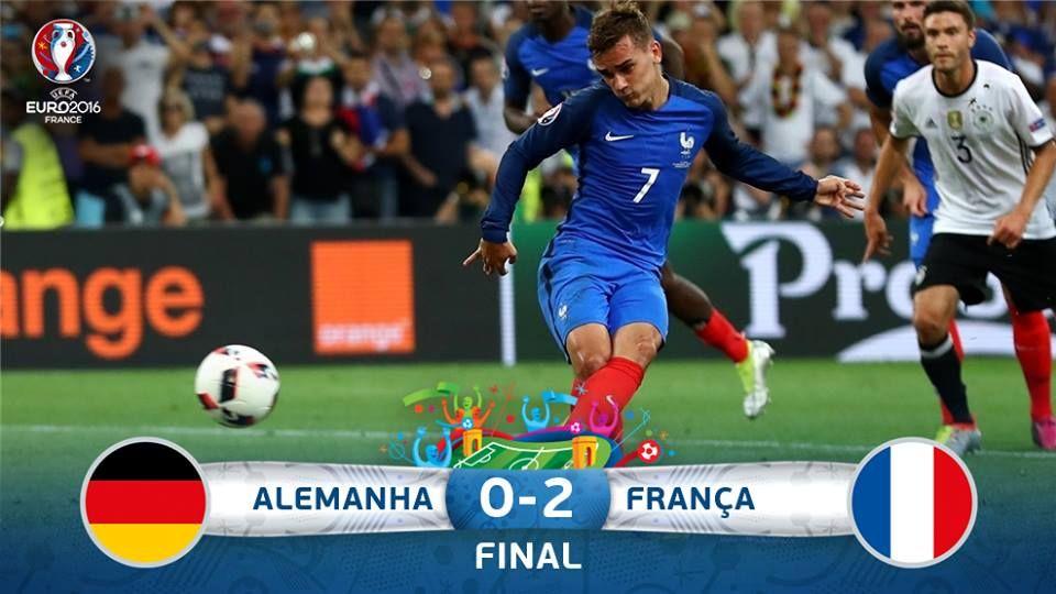 Euro 2016 Franca Vence Alemanha E Defronta Portugal Na Final Angorussia