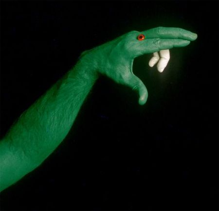 animal arm painting easy - Google Search