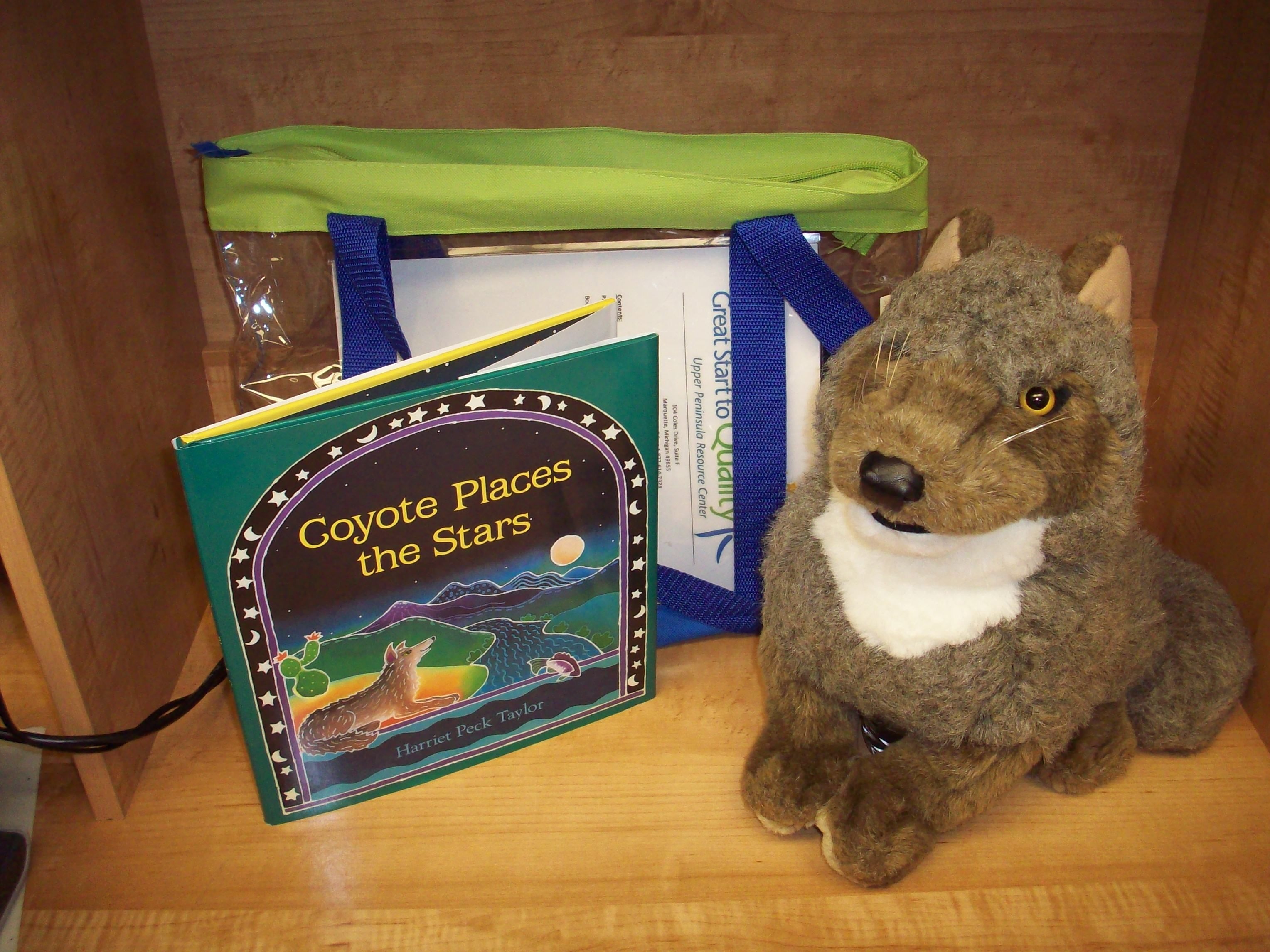 Coyote Book Coyote Places The Stars
