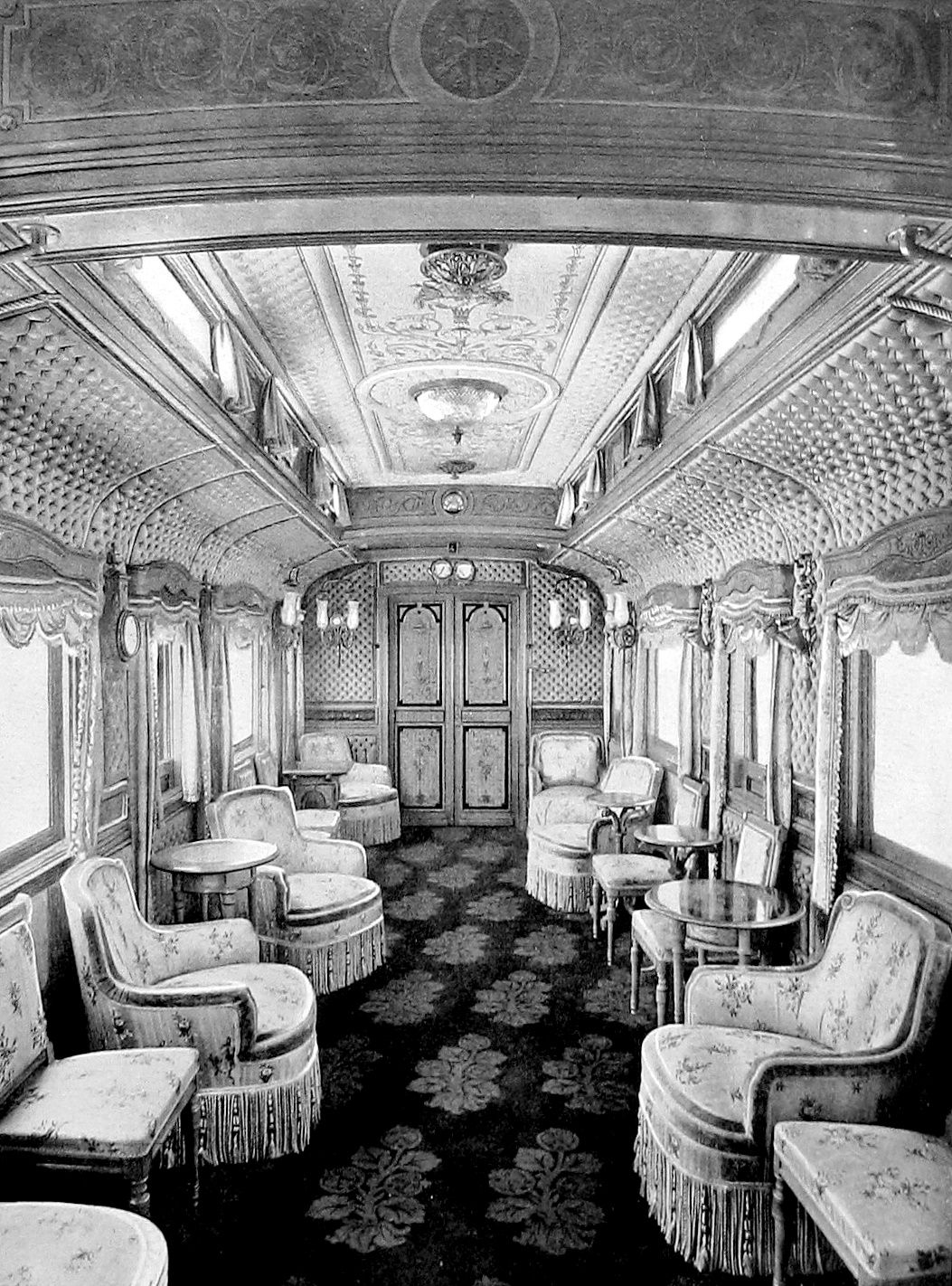 Magnificent Russian Imperial Train Trains Romanov Palace Imperial Download Free Architecture Designs Scobabritishbridgeorg