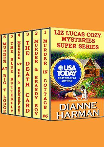 Liz Lucas Cozy Mystery Super Series By Dianne Harman Amazon