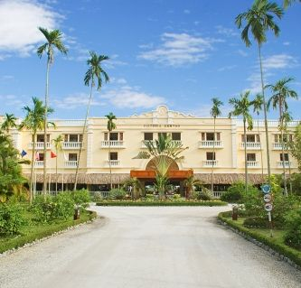 Victoria Hotel Can Tho Vietnam
