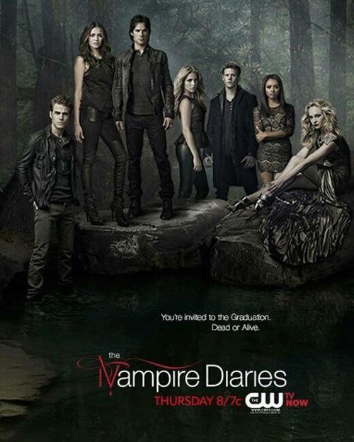 The Vampire Diaries Season 8 Caroline And Stefan Stefan And