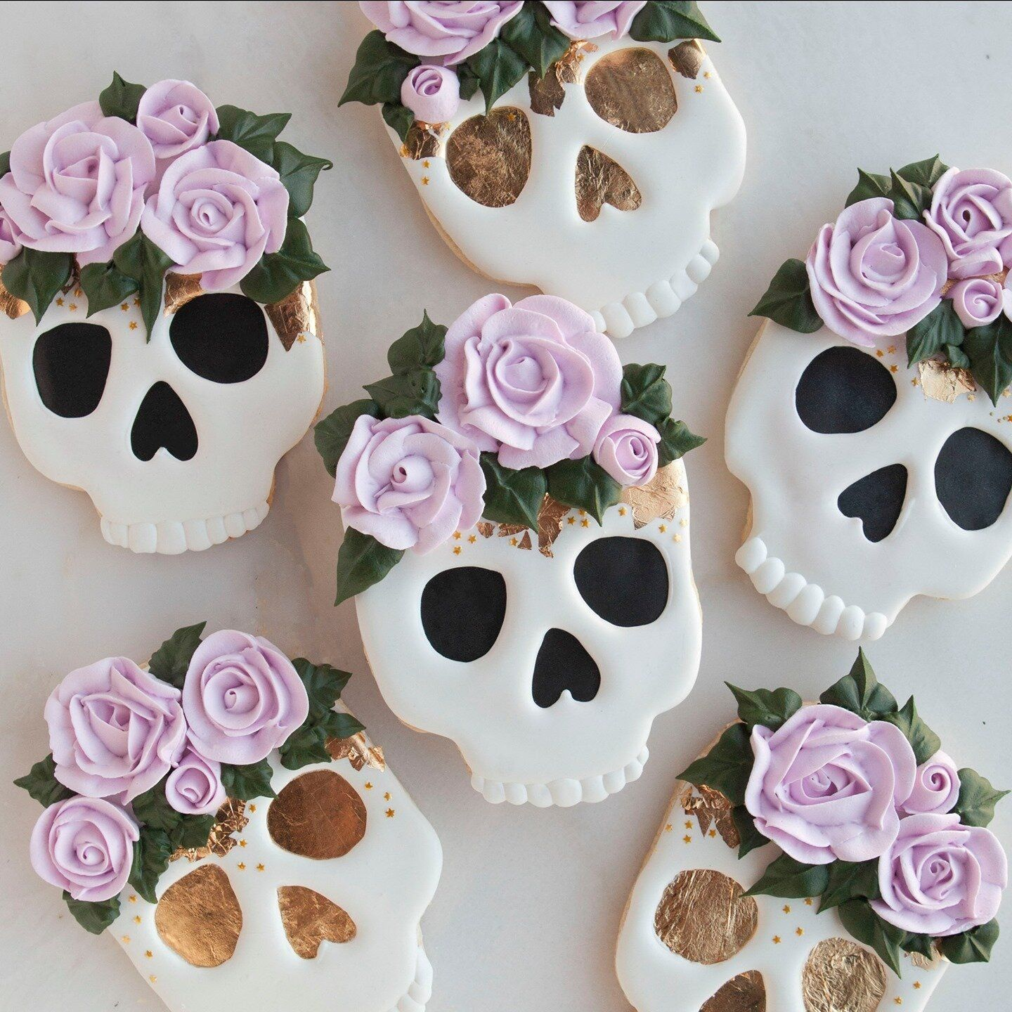 Skull Cookie Cutter — SUGARBOMBE
