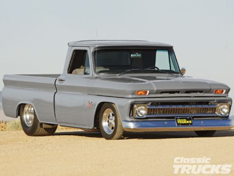 64 Chevy Pickup With Images Classic Trucks Classic
