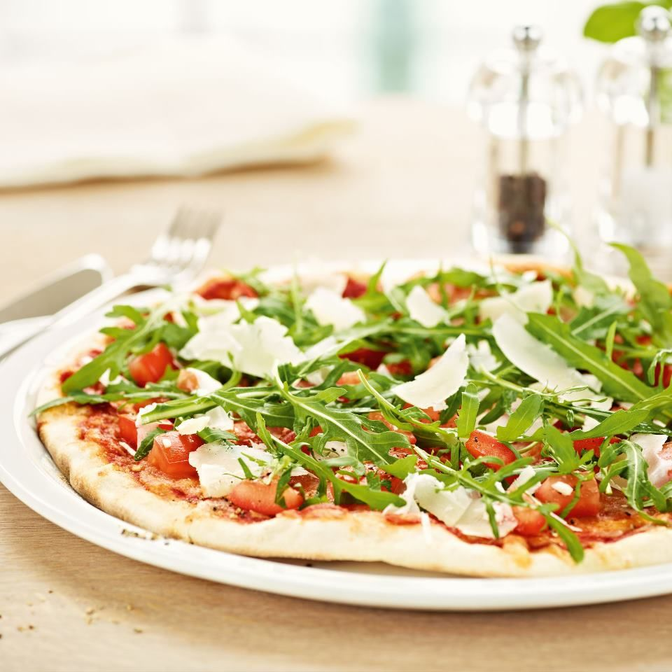 """Vapiano"" Italian Food, Pizza & Pasta Bar Food"