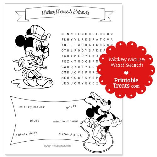 Mouse party worksheet Awesome