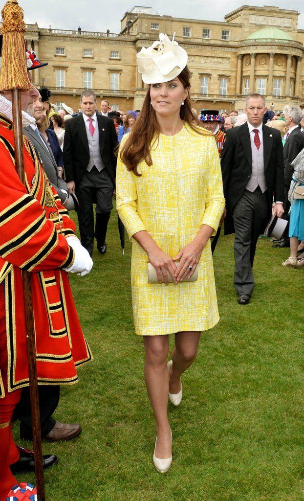 Kate Middleton\'s Fashion Lookbook: Duchess of Cambridge Style ...