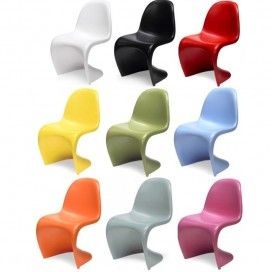 panton s chair inspired by verner panton abs design things
