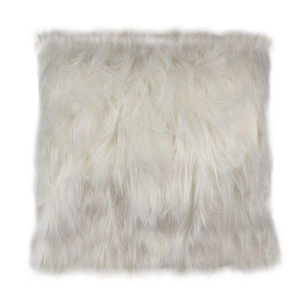 Cream Fluffy Cushion | Cushions | Accessories
