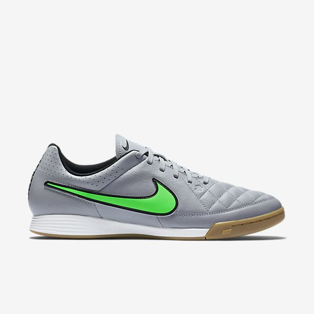 purchase cheap dfe71 847b1 Nike Tiempo Genio Leather Men s Indoor-Competition Soccer Shoe