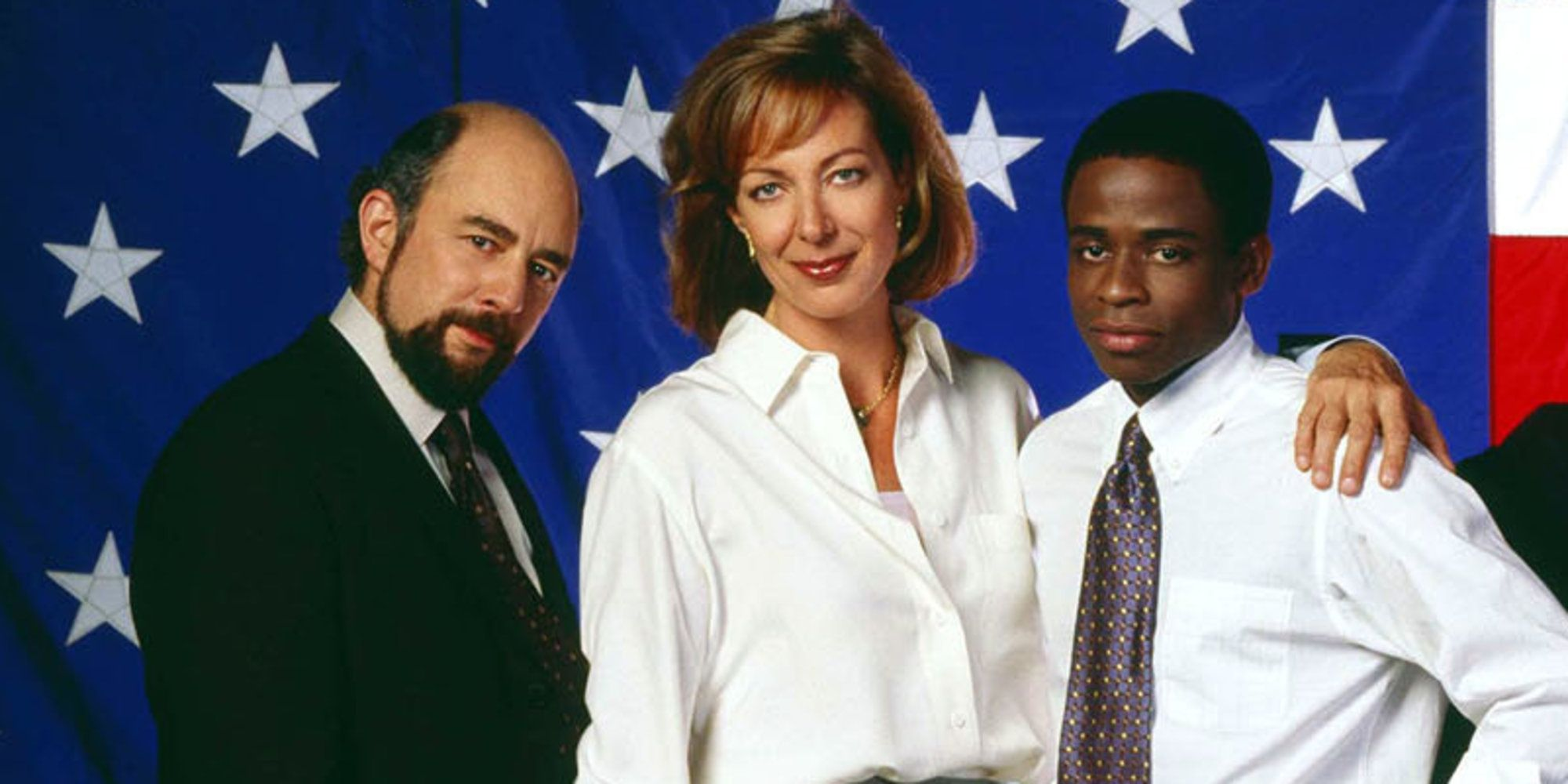 'West Wing' Cast Reunites To Campaign For Hillary Clinton In Ohio