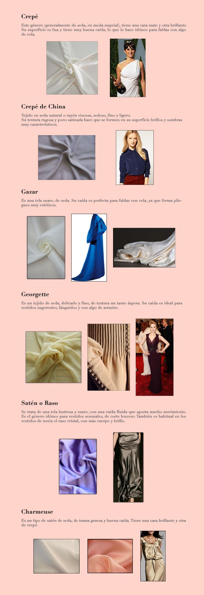 Telas con CAÍDA | Costura | Pinterest | De china, China y Tela
