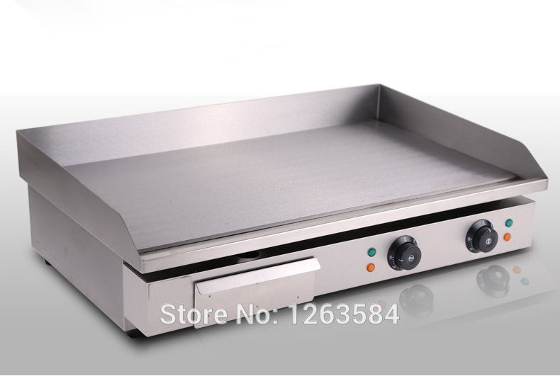 Free Shipping 73cm Commercial Stainless Steel Electric Grill Griddle In Electric Grills Electric Griddles Fr Electric Grill Electric Griddle Home Improvement