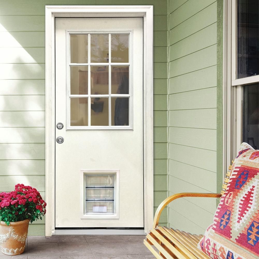 Pin By Joan Achuff On Pet In 2020 Steel Entry Doors Front Door Cottage Front Doors