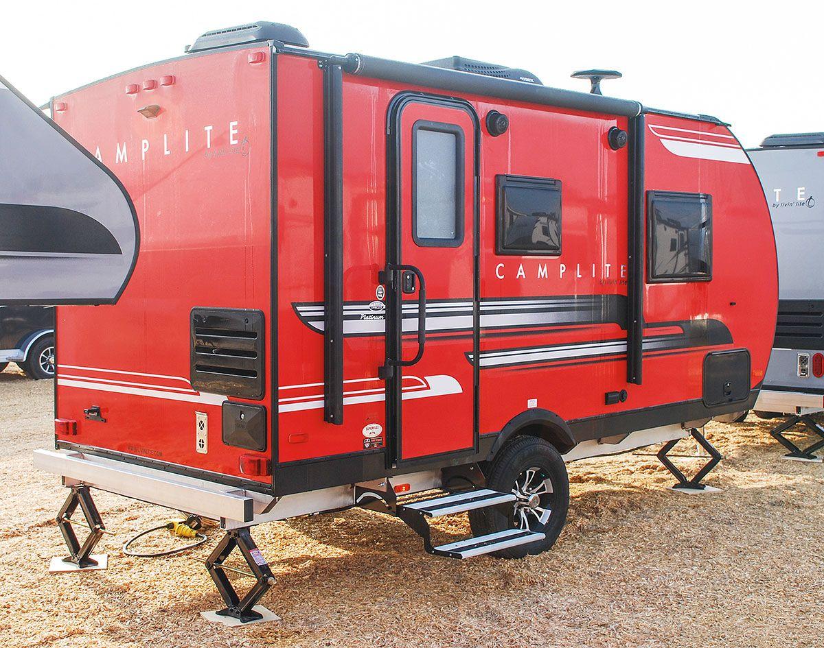 Livin Lite Camplite >> 2018 Livin Lite Camplite Cl14dbs Travel Trailer Exterior Camp