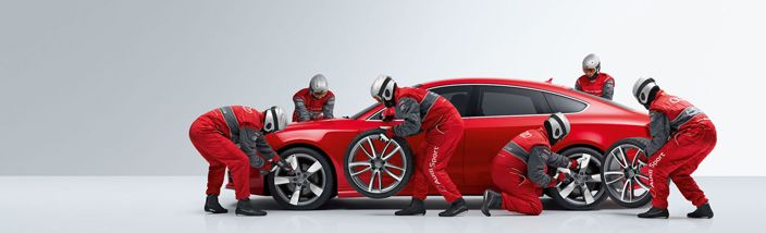 Get The Best Car Servicing In NorthLakes From Craigs Autocare - Audi car service