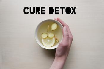 Cure Detox   Les p'tits papiers