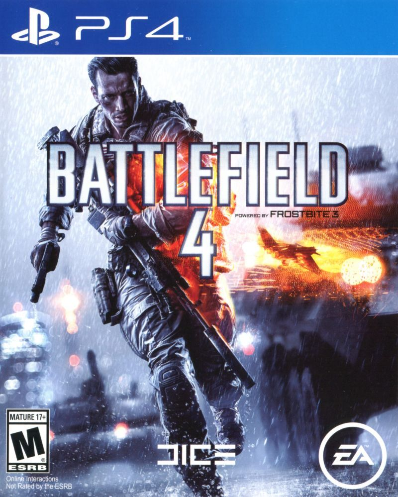 PlayStation4 Games PS4 Battlefield 4, Xbox one games