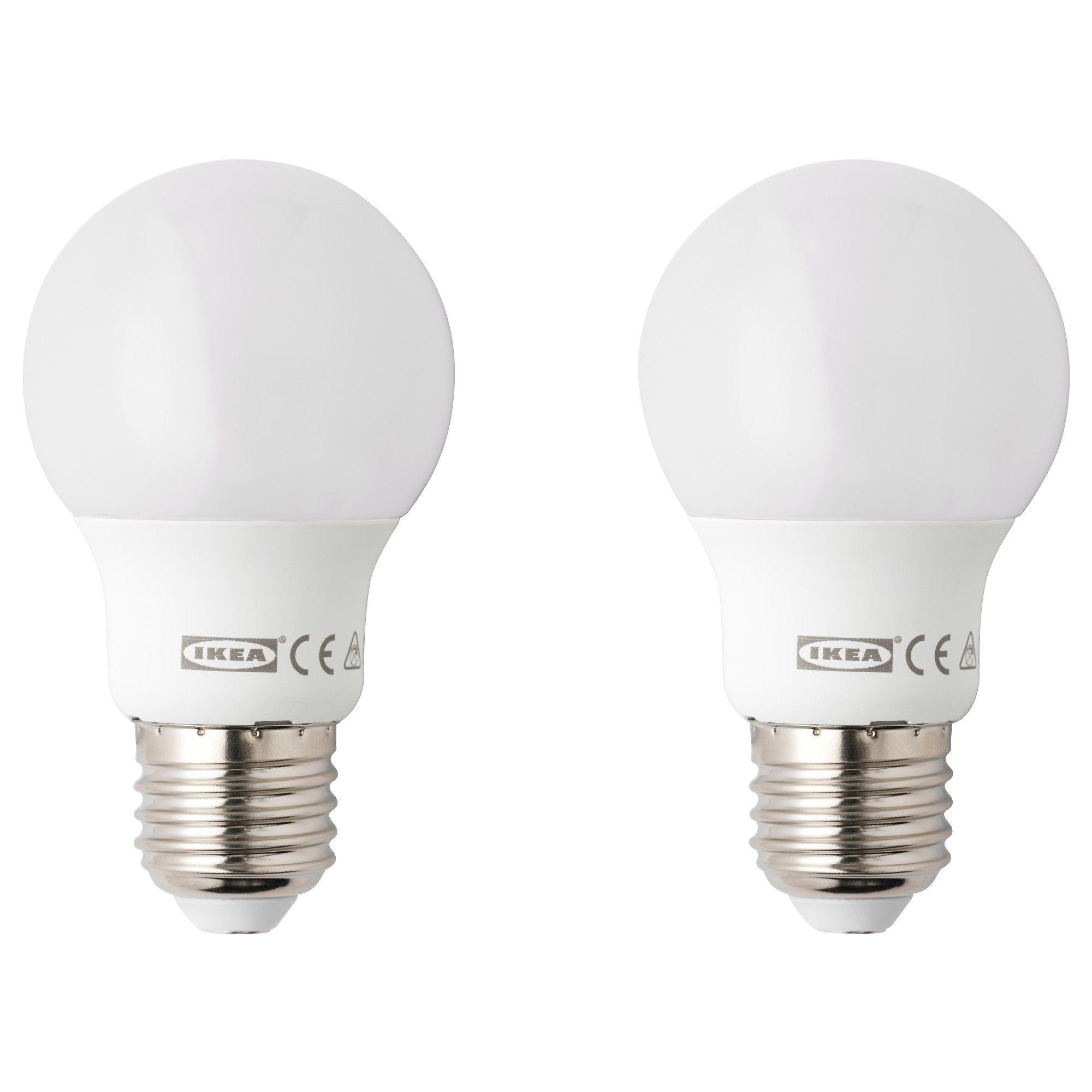 IKEA RYET LED bulb E27 400 lumen | Home- General | Pinterest | Light ...