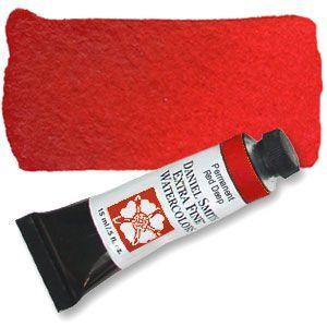Daniel Smith Watercolour 15ml Permanent Red Deep S1 Code