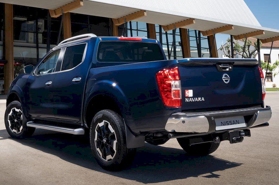 Nissan Navara 2019 Update Brings New Gearbox And Added Kit
