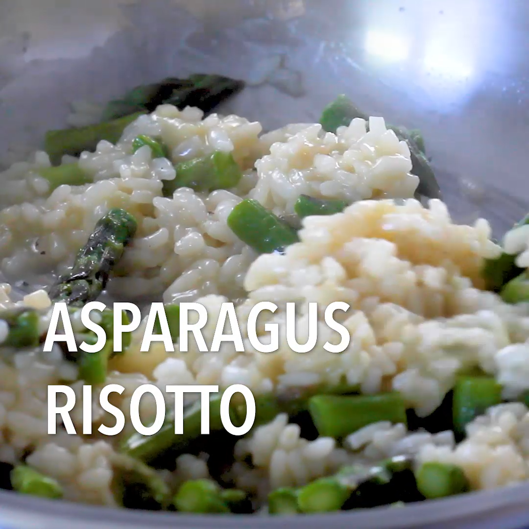 Photo of Asparagus Risotto