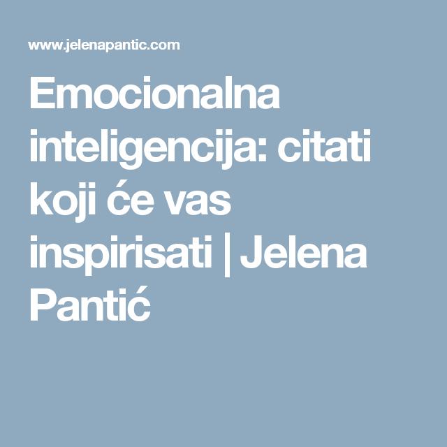 Emocionalna Inteligencija Pdf