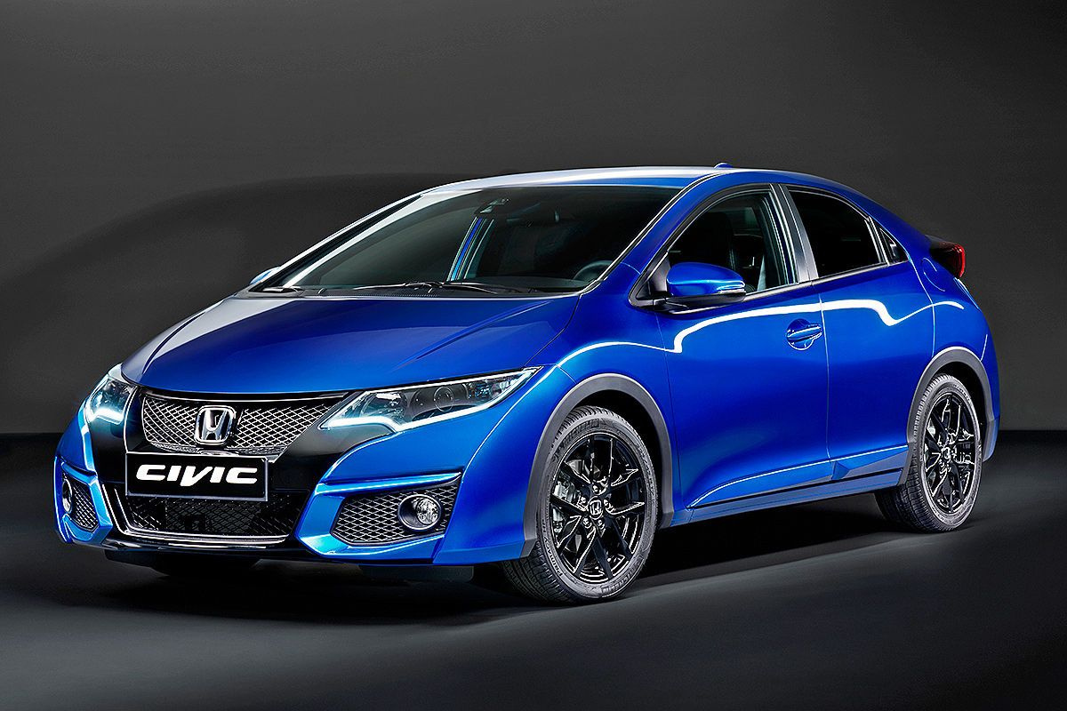 A Few More Changes For Honda Civic In 2015 Honda civic
