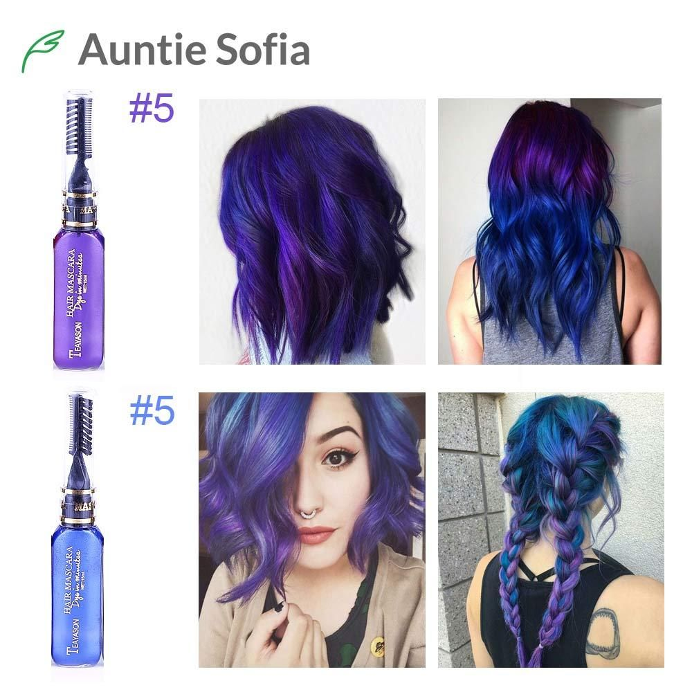 13 colors one off hair color dye temporary non toxic diy hair color 13 colors one off hair color dye temporary non toxic diy hair color mascara solutioingenieria Image collections