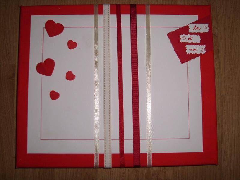 cadre photo st valentin tableaux d affichage lavasgade fait maison tableaux p le m le. Black Bedroom Furniture Sets. Home Design Ideas