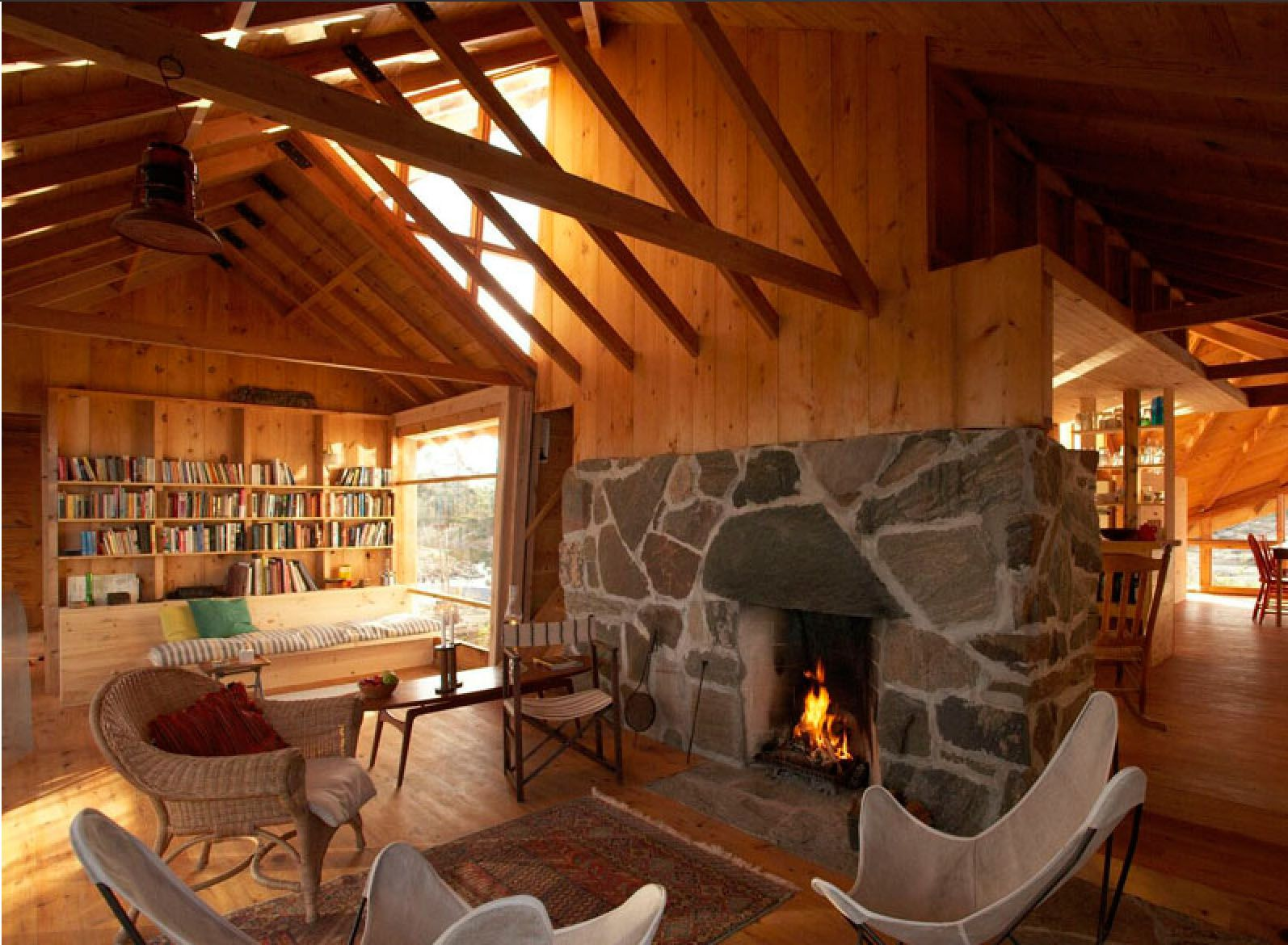 weekend cabin pointe au baril ontario i adore this room esp the rh pinterest com