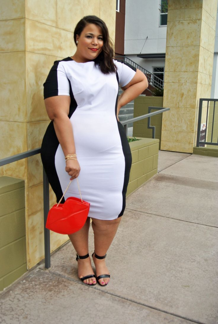 I could make something like this, easy... Plus Size Style | A&C ...