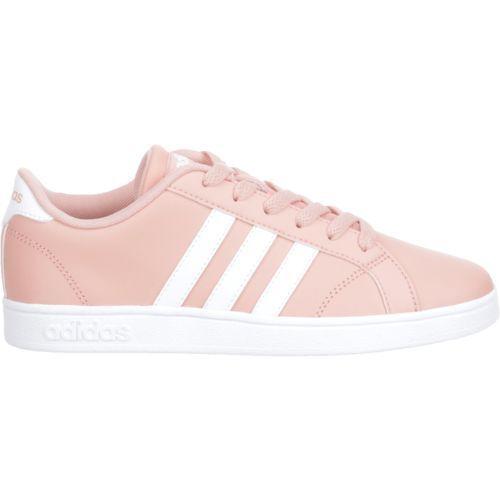 Adidas Kids  Baseline K Casual Shoes (Pink a93e435ba952