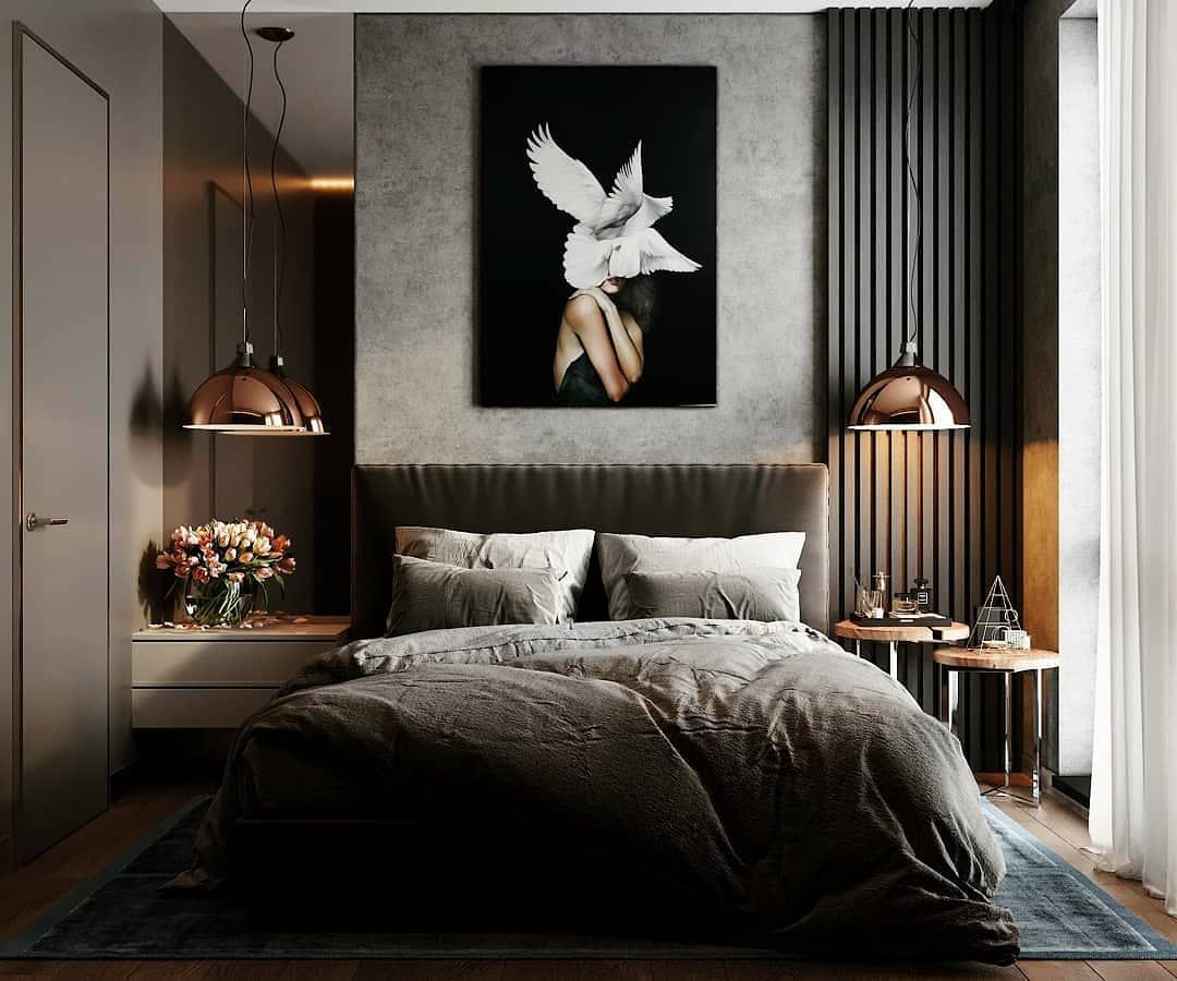 Loft Design Interior On Instagram Dizajn Stile Loft Design Loft Design Bedroom By Alex Luxury Bedroom Master Luxurious Bedrooms Remodel Bedroom