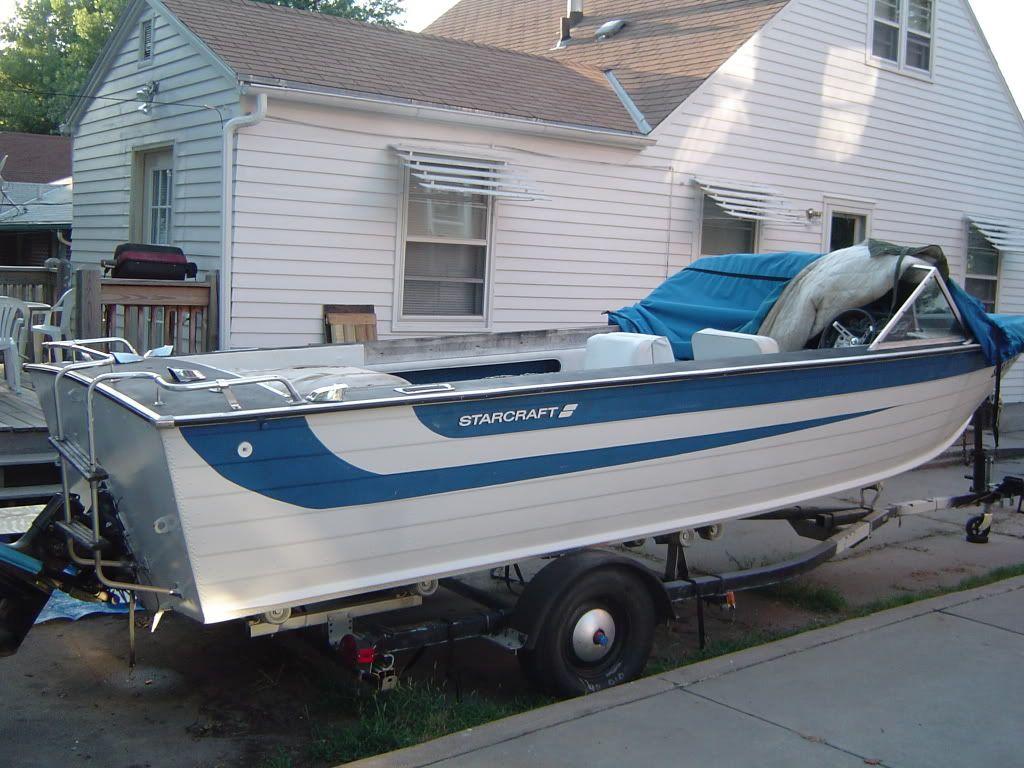 1976 Aluminum Starcraft Restoration Progress Iboats Boating Forums Boat Restoration Boat Classic Boats