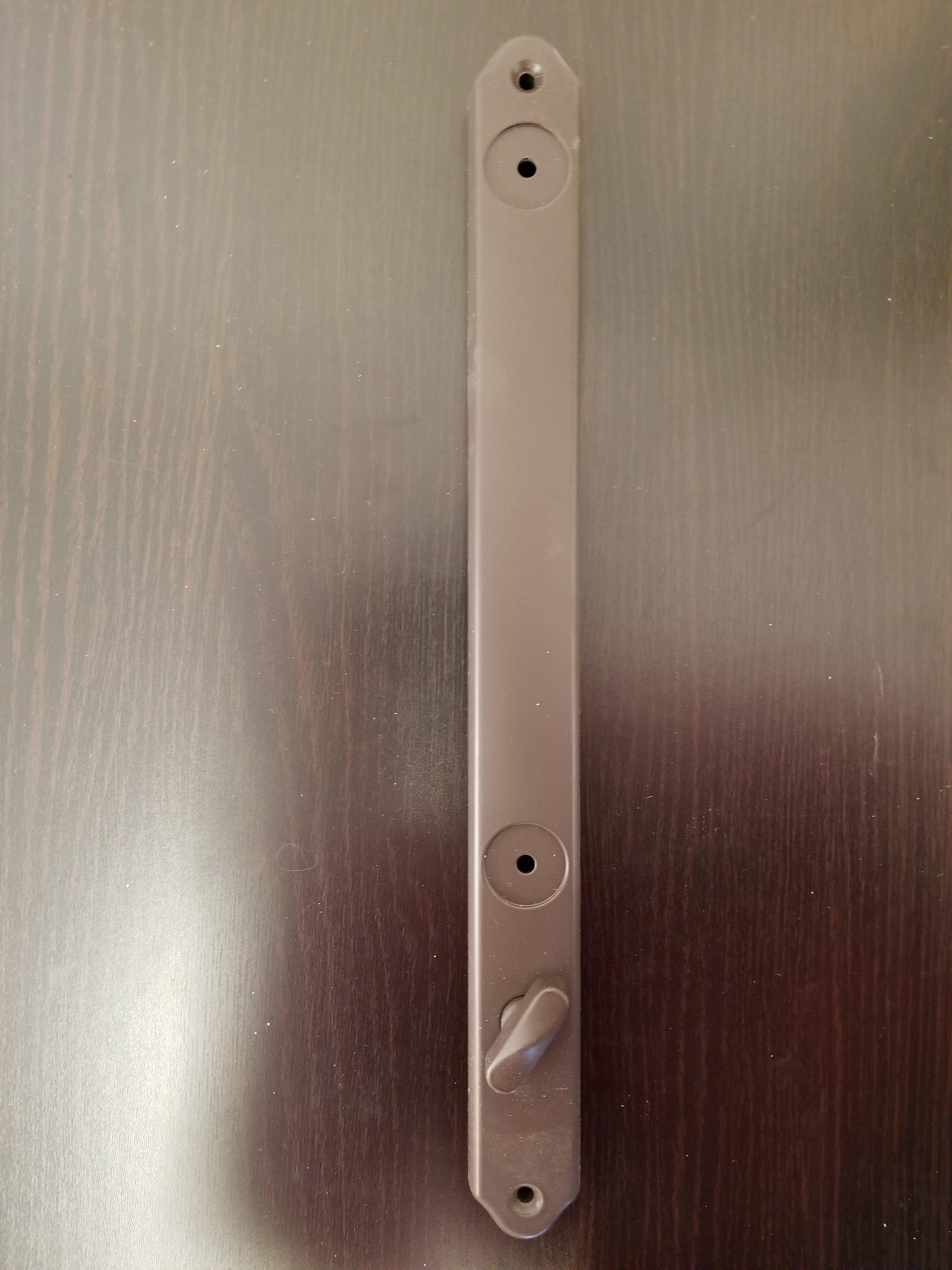 501 005 Sliding Patio Door Replacement Interior Faceplate