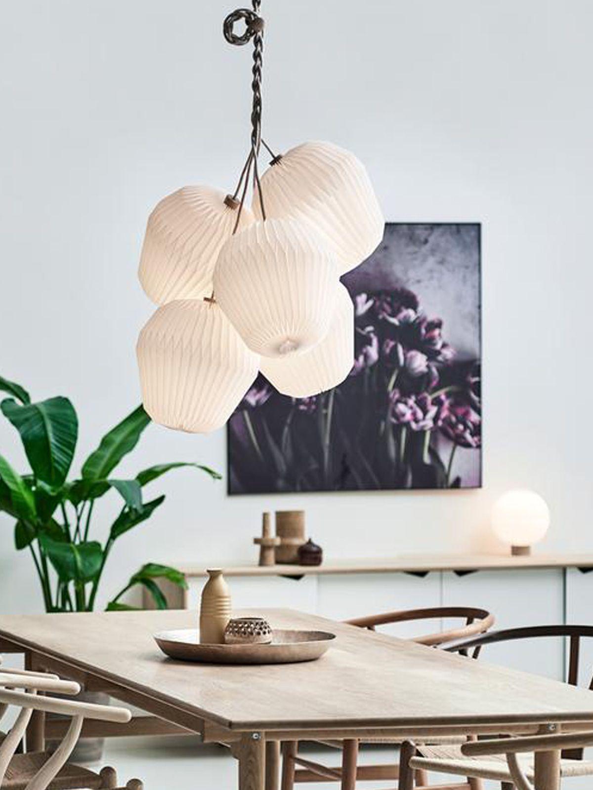 The Bouquet 130 Le Klint Designort Com In 2020 Grosse Lampen Pendelleuchte Lampen Und Leuchten