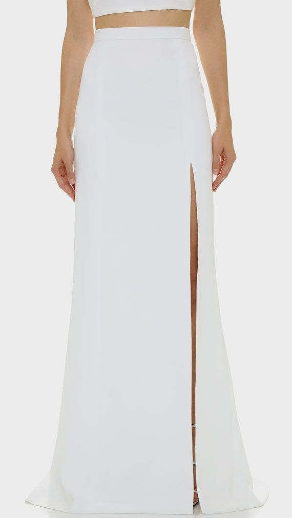 This Is A Floor Length Maxi Skirt Made Of High Quality Crepe